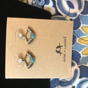 Chloe + Isabel Capri Convertible Jacket Earrings